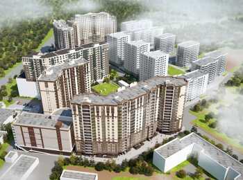 План застройки жилого корпуса